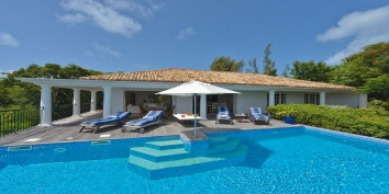 St. Martin Villa Rentals By Owner - Little Provence, Long Bay, Terres Basses, Saint Martin.