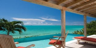 Turks and Caicos Villa Rentals - Oceanside Tower, Silly Creek, Providenciales (Provo), Turks and Caicos Islands.