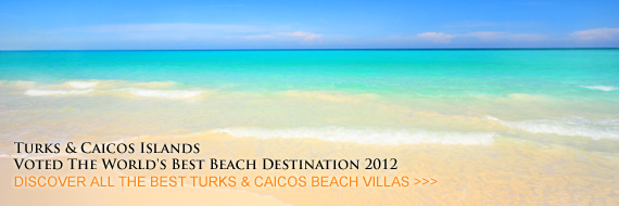 Turks and Caicos Islands voted the World's Best Beach Destination at the World Travel Awards 2012.