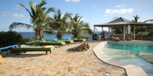 Caribbean Villa Rentals By Owner - The Carib House, Turtle Bay, Falmouth, Antigua and Barbuda.