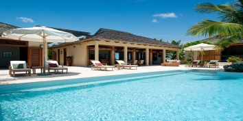 Turks and Caicos Villa Rentals - Villa Alamandra, Silly Creek, Providenciales (Provo), Turks and Caicos Islands.