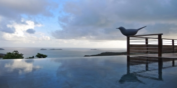 St. Barts Villa Rentals By Owner - Villa de Moh, Heights of Lurin, St. Barts.