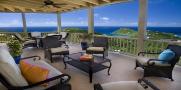 US Virgin Islands Villa Rentals By Owner - Villa IntimaSea, St. John, US Virgin Islands (USVI).