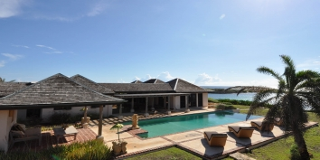 Antigua Villa Rentals By Owner - Villa Kulala, Dian Bay, Antigua, Antigua and Barbuda.