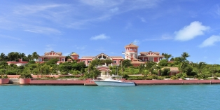 Caribbean Villa Rentals By Owner - Villa Mani, Turtle Tail, Providenciales (Provo), Turks and Caicos Islands.