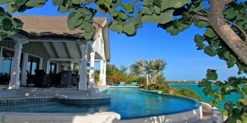 Turks and Caicos Villa Rentals - Villa Mariposa, Ocean Point, Providenciales (Provo), Turks and Caicos Islands.