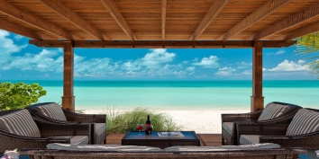 Turks and Caicos Villa Rentals - Villa Mirabelle, Sapodilla Bay Beach, Providenciales (Provo), Turks and Caicos Islands.