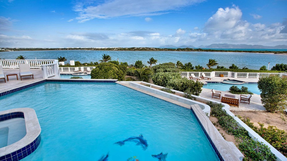 Villa Mystique, Villas at Sheriva, Cove Bay / Maundays Bay, Anguilla.