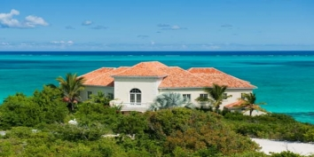 Turks and Caicos Villa Rentals By Owner - Villa Palmera, Thompson Cove, Providenciales (Provo), Turks and Caicos Islands.