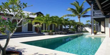 Turks and Caicos Villa Rentals - Villa Seacliff, Ocean Point, Providenciales (Provo), Turks and Caicos Islands.