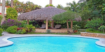 Dominican Republic Villa Rentals By Owner - Villa Tropicalia, Sea Horse Ranch, Cabarete, Dominican Republic.
