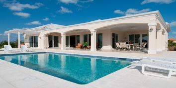 Turks and Caicos Villa Rentals By Owner - Villa Vivace, Leeward, Providenciales (Provo), Turks and Caicos Islands.