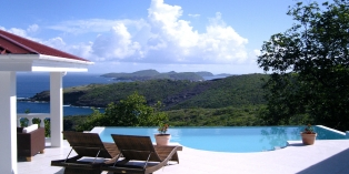 Caribbean Villa Rentals By Owner - Whispers Villa, Mount Pleasant, Bequia, St. Vincent and the Grenadines.